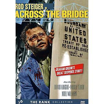 A través del puente [DVD] los E.e.u.u. la importación