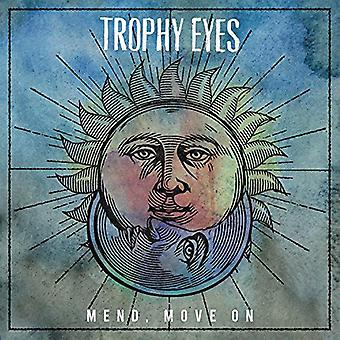 Trophy Eyes - Mend Move on [Vinyl] USA import