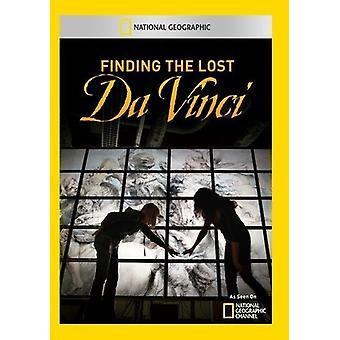Hitta förlorade Da Vinci [DVD] USA import
