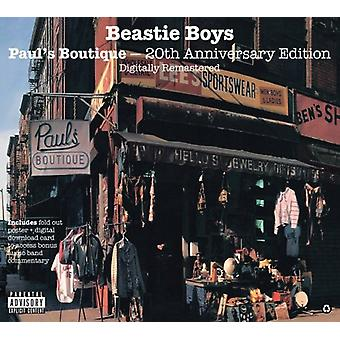 Beastie Boys - Paul's Boutique-20th Anniversary [Vinyl] USA import