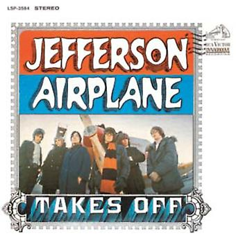 Jefferson Airplane - tager Off [CD] USA import