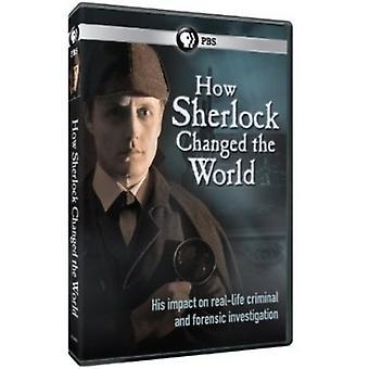How Sherlock Changed the World [DVD] USA import