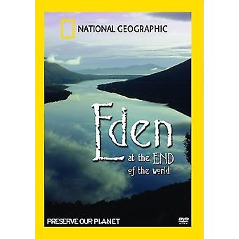 National Geographic: Eden at the End of the World [DVD] USA import