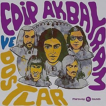 Edip Akbayram & Dostlar - singler oversigt 1974-1977 [Vinyl] USA Importer