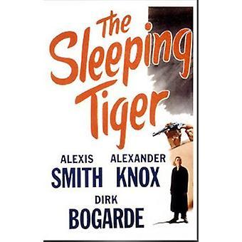 Sovende Tiger [DVD] USA importere