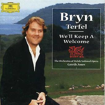 Bryn Terfel - We'Ll Keep a Welcome [CD] USA import