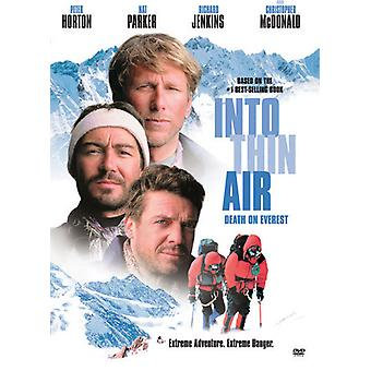 Into Thin Air: Death on Everest [DVD] USA import
