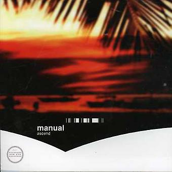 Manual - Ascend [CD] USA import