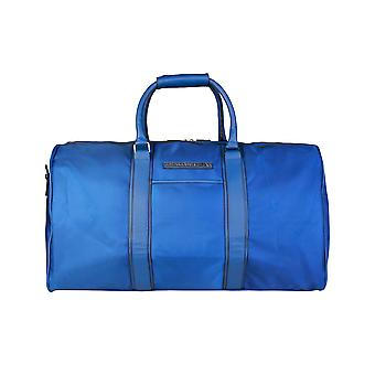 Trussardi Travel bags Blue Unisex