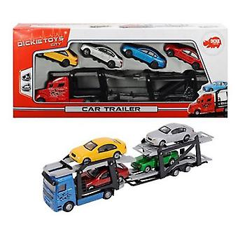 Simba Trailer Portacoches (Toys , Vehicles And Tracks , Mini Vehicles , Cars)