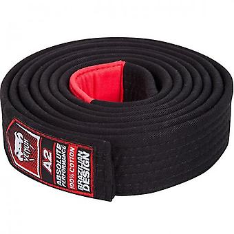 Venum Black BJJ GI Belt