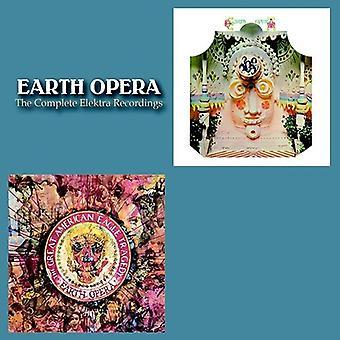 Opera di terra - terra Opera: Registrazioni Complete di Elektra (2CD) (ristampa di 2017) importazione USA [CD]