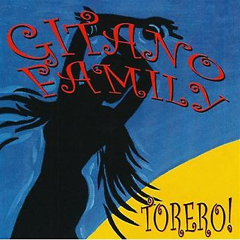 Gitano familie - Torero! [CD] USA import