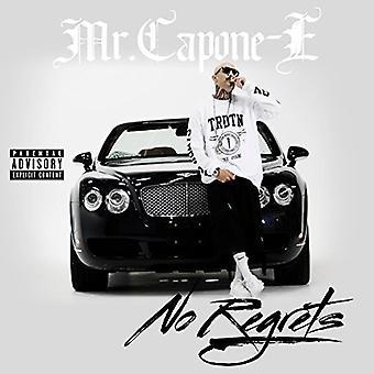 Mr. Capone E - ingen beklager [CD] USA import