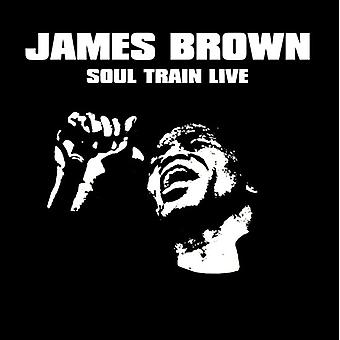 James Brown - Soul Train Live [CD] USA import