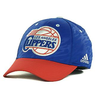 "Los Angeles Clippers NBA Adidas ""Courtside 2 Tone"" Stretch utrustade hatt"
