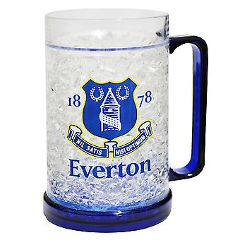 Everton FC Official Football Crest Freezer Mug