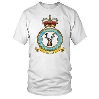 RAF Royal Air Force 33 Squadron Ladies T Shirt