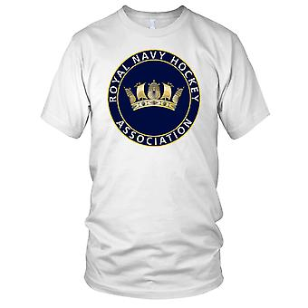 Royal Navy Hockey Association Ladies T Shirt