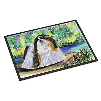 Carolines Treasures  SS8329JMAT Shih Tzu Indoor or Outdoor Mat 24x36 Doormat
