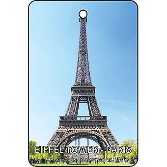 Eiffel Tower - Paris Car Air Freshener