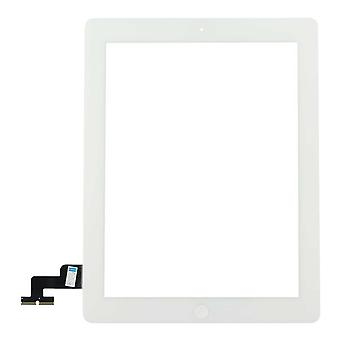 iPad 2 pantalla digitalizador touch pantalla con borde blanco