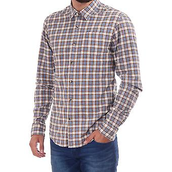 Scotch & Soda Ls Grindle Checked Shirt
