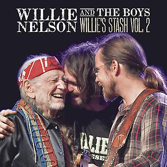 Nelson*Willie - Willie & the Boys: Willie's Stash Vol 2 [Vinyl] USA import