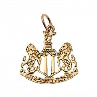 Newcastle United 9ct Gold Pendant