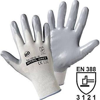 worky 1155 Nitrile-fine knitted glove 100% Polyamide with nitrile-coating