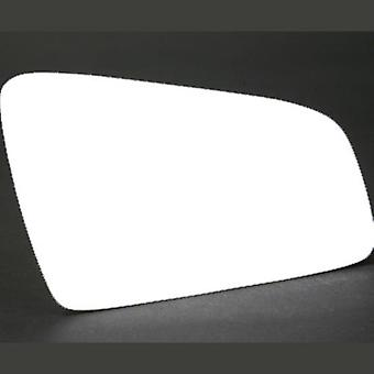 Right Stick-On Mirror Glass Easy to Fit For Vauxhall ZAFIRA Mk2 2005-2009
