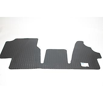 Rubber Tailored Car Floor Mats for Mercedes SPRINTER 2001-2006 Black