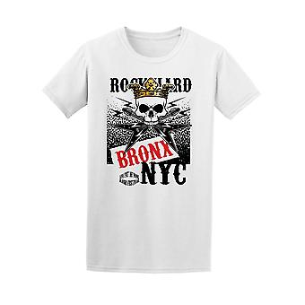 Vintage Rock And Roll Nyc Tee Women's -Image by Shutterstock