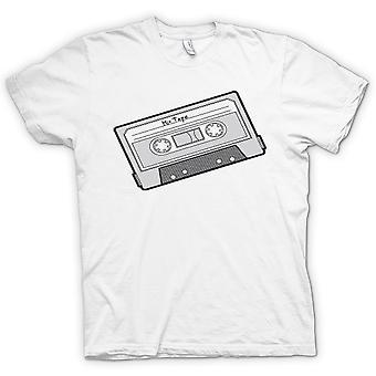Bambini t-shirt-nastro a cassetta Oldschool