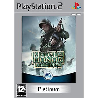 Medal of Honor Frontline Platinum