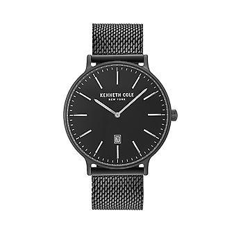 Kenneth Cole New York men's watch wristwatch stainless steel KC15057012