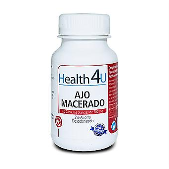 Health 4U Ajo Macerado 60 Cápsulas Blandas de 700 mg (Herbalist's , Supplements)
