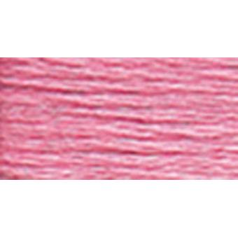 DMC 6-Strand Embroidery Cotton 8.7yd-Light Cranberry