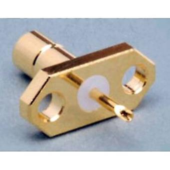 SMB connector Sleeve socket 50 Ω BKL Electronic 0411042 1 pc(s)