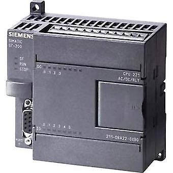 Controlador PLC Siemens CPU 221 DC/DC/DC 6ES7211-0AA23-0XB0 24 Vdc