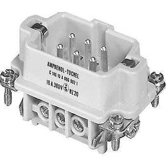 Amphenol C146 10A006 002 1 Pin Insert