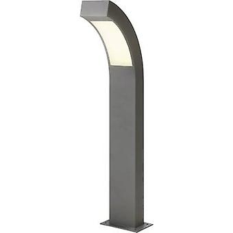 LED outdoor free standing light 4.5 W Neutral white EEC: LED (A++ - E) Esotec 105191 Line Anthracite