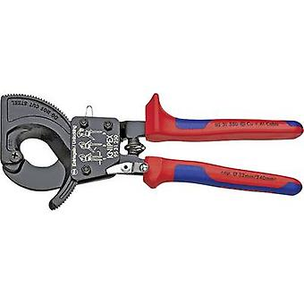 Ratcheting cable cutter Suitable for (cable stripping) Single/multi-core aluminium and copper cables