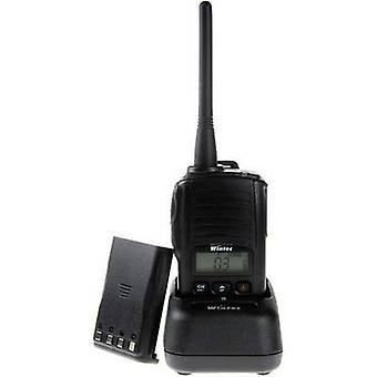 Transmisor-receptor handheld de la PMR WinTec LP-4502-2 1516