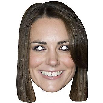 Union Jack Wear Duchess Of Cambridge Mask