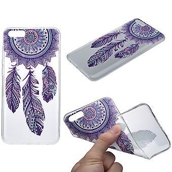 Henna Cover für Xiaomi Redmi Note 4 Case Schutz Hülle Silikon Traumfänger