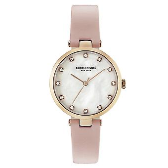 Kenneth Cole New York women's wrist watch analog quartz leather KC50257005