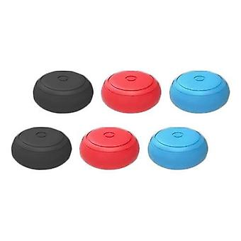 ZedLabz Silicone Thumb Grips for Nintendo Switch Joy-Con Controllers