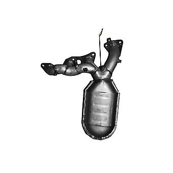 Benchmark BEN2567 Direct Fit Catalytic Converter (Non CARB Compliant)