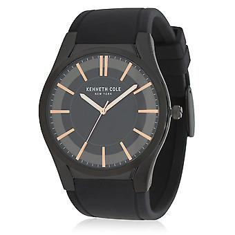 Kenneth Cole Leather Mens Watch KC50489004